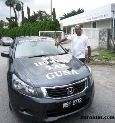 Mofaz Honda Langkawi – Really Bad Customer Service
