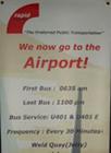 Rebranding Public Services – Penang Bus
